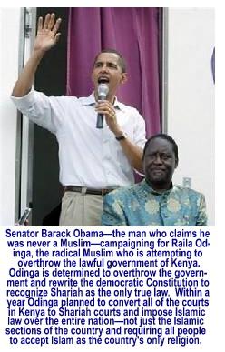 Obama & Odinga