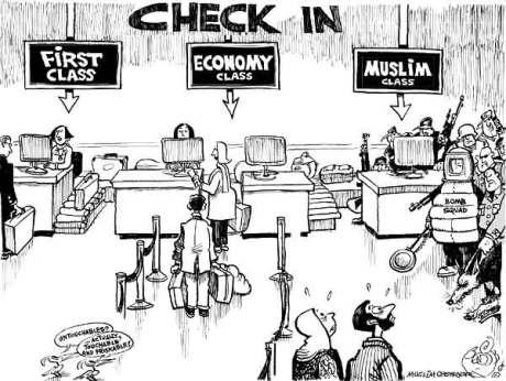 Sam Harris: We Should Profile Muslims at the Airport