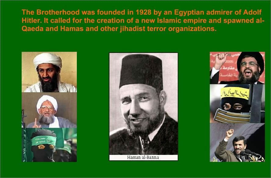 muslim brotherhood egypt Overview: founded in egypt in 1928, the muslim brotherhood is one of the world's oldest, largest and mos.