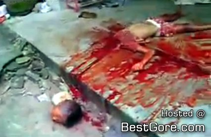 THAILAND: Muslims behead a 9-year-old boy (WARNING: Graphic Images