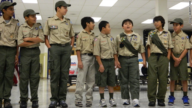 Simply matchless boy scouts naked consider