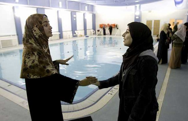 maryland submits to shari a law caves to muslim demands for women only swimming pool times